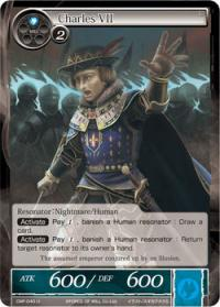 force of will crimson moons fairy tale charles vii