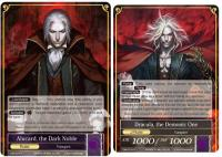 force of will crimson moons fairy tale alucard the dark noble dracula the demonic one