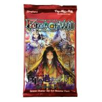 force of will force of will sealed product the milennia of ages booster pack