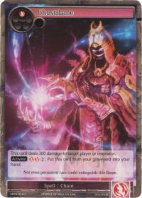 force of will the milennia of ages ghostflame