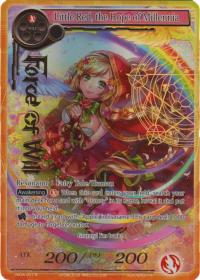 force of will the milennia of ages little red the hope of millennia full art