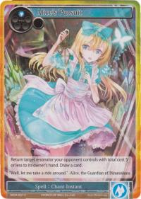 force of will the milennia of ages alice s pursuit