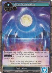 force of will the milennia of ages moon incarnation