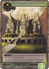 force of will the milennia of ages refarth the wind castle foil