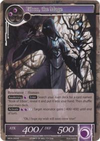 force of will the milennia of ages eibon the mage foil