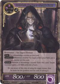 force of will the milennia of ages grusbalesta the keeper of magic stones foil
