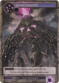force of will the milennia of ages mount immortal foil