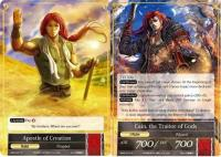 force of will the moon priestess returns apostle of creation cain the traitor of gods