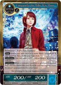 force of will the moon priestess returns campanella the milky way moon