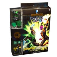 heroclix heroclix sealed product dc heroclix war of light sinestro corps war scenario pack