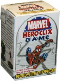 heroclix heroclix sealed product heroclix marvel universe booster pack