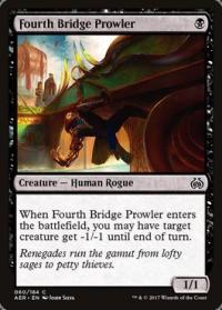 magic the gathering aether revolt fourth bridge prowler 60 184