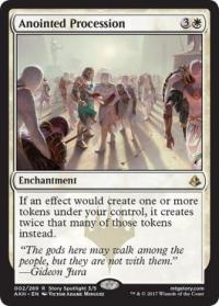 magic the gathering amonkhet anointed procession 2 269