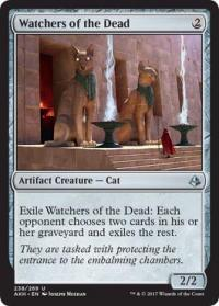 magic the gathering amonkhet watchers of the dead 238 269