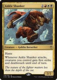 magic the gathering commander 2016 ankle shanker 178 351