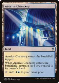 magic the gathering commander 2016 azorius chancery 282 351