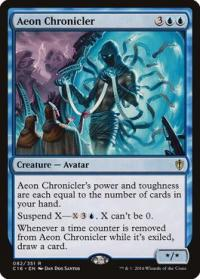 magic the gathering commander 2016 aeon chronicler 82 351