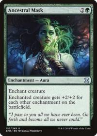 magic the gathering eternal masters ancestral mask 157 249