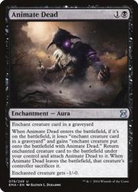 magic the gathering eternal masters animate dead 78 249