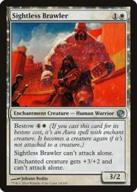 magic the gathering journey into nyx sightless brawler 24 165