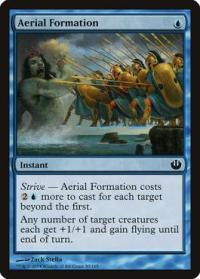 magic the gathering journey into nyx aerial formation 30 165
