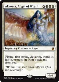magic the gathering masters 25 akroma angel of wrath 2 249