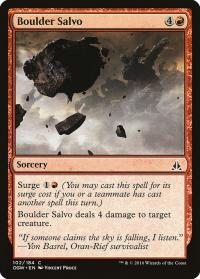 magic the gathering oath of the gatewatch boulder salvo 102 184