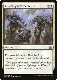 magic the gathering oath of the gatewatch allied reinforcements 15 184