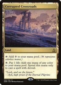 magic the gathering oath of the gatewatch corrupted crossroads 169 184