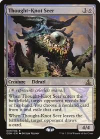 magic the gathering oath of the gatewatch thought knot seer 9 184