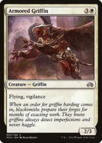 magic the gathering planechase anthology armored griffin 1 156