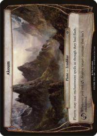 magic the gathering planechase anthology akoum 12 156