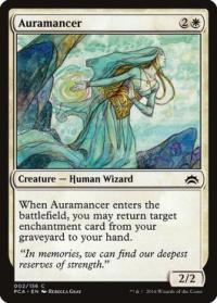 magic the gathering planechase anthology auramancer 2 156