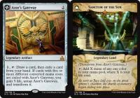 magic the gathering rivals of ixalan azor s gateway sanctum of the sun 176 196