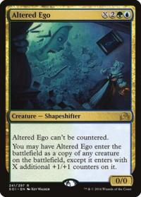 magic the gathering shadows over innistrad altered ego foil