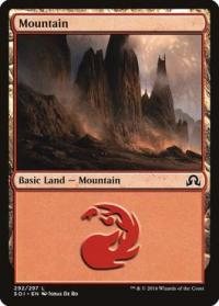 magic the gathering shadows over innistrad mountain 292 297