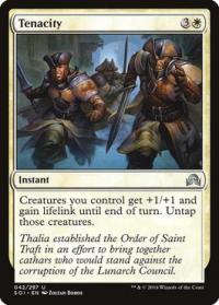 magic the gathering shadows over innistrad tenacity 42 297