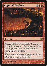 magic the gathering theros anger of the gods 112 249
