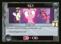 my little pony defenders of equestria tough call