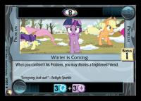 my little pony equestrian odysseys winter is coming