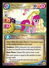 my little pony friends forever berry punch party preparations 68