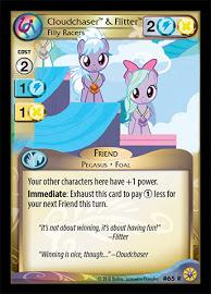 my little pony friends forever cloudchaser flitter filly racers 65