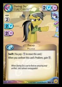 my little pony friends forever daring do crafty collector 63