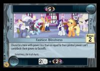 my little pony friends forever fashion blindness 125
