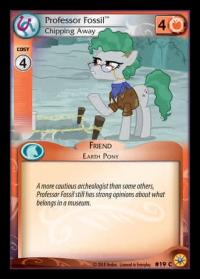 my little pony friends forever professor fossil chipping away 19