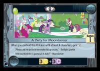 my little pony high magic a party for moondancer