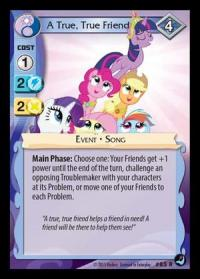my little pony high magic a true true friend