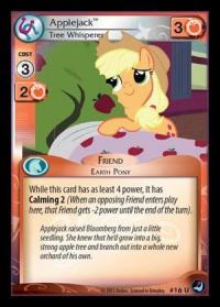 my little pony high magic applejack tree whisperer