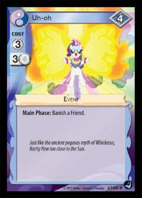 my little pony high magic uh oh