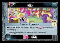 my little pony marks in time awkward cutece ara